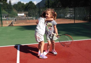 Mini tennis course Morzine - 4/5 y/o