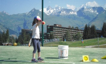 Children course Les Arcs - 6/11 y/o - 1hr30/day