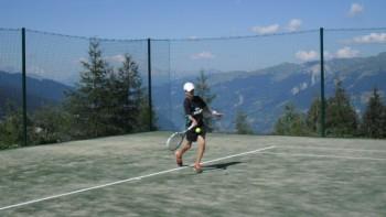 Competition Training Les Arcs