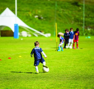 Tennis + Football course Val d'Isère - 6/11 y/o - 2hr30/day