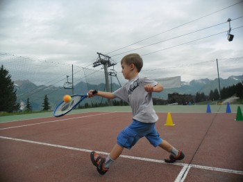 Stage Mini Tennis Les Arcs...