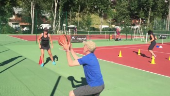 Tennis Fitness Morzine
