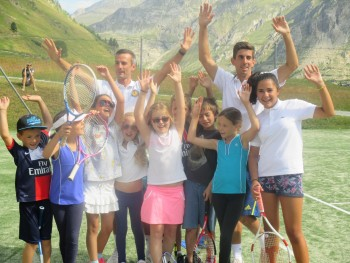 Multi-activities + Tennis Val d'Isère (6-16 y/o)