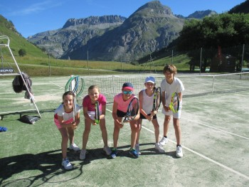 Children course Val d'Isère - 6/11 y/o - 1hr30/day