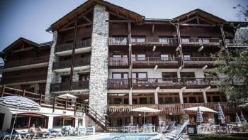 Séjour Tennis 3* - Hôtel Altitude Val d'Isère